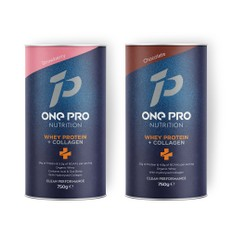 ONE PRO Nutrition Whey Protein with Collagen 750g