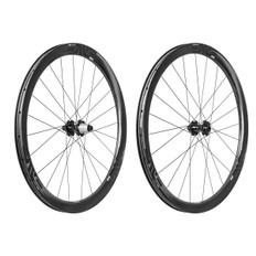ENVE SES 3.4 AR Clincher Disc Wheelset with ENVE Alloy Hubs