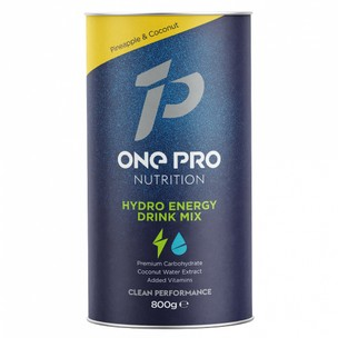 ONE PRO Nutrition Hydro Energy Drink Mix 800g