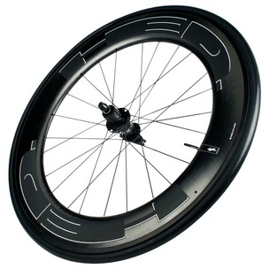 HED Jet 9 Black Stallion Clincher Rear Wheel