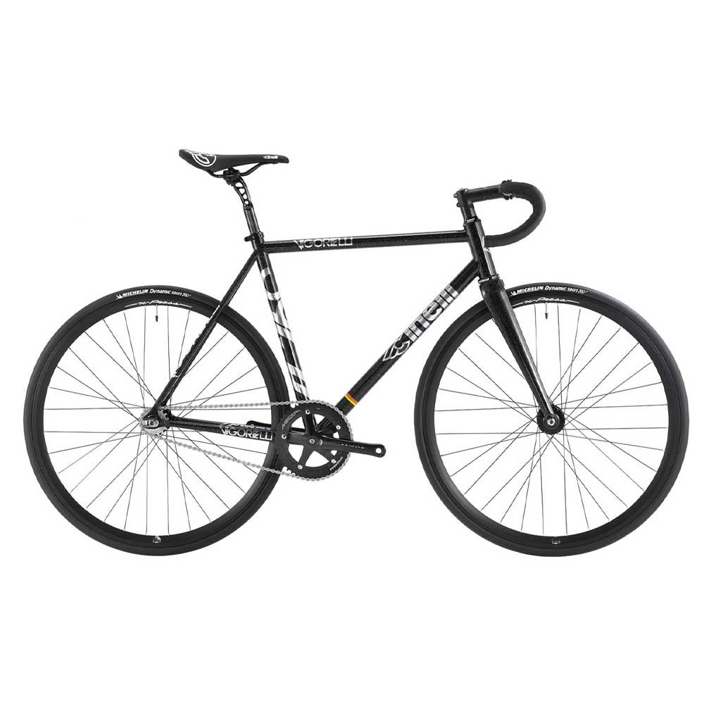 Cinelli Vigorelli Pista Steel Track Bike 2021