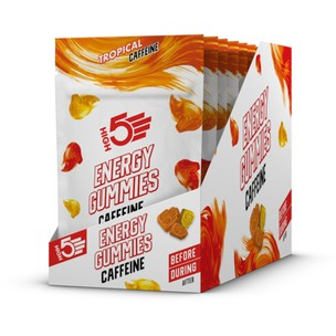 High5 Energy Gummies With Caffeine Box Of 10 X 26g