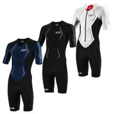 HUUB DS  Long Course Short Sleeve Trisuit