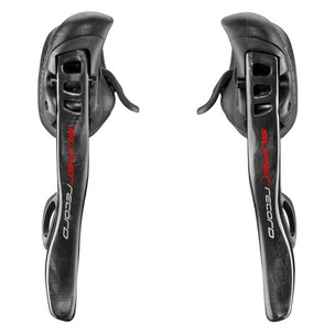 Campagnolo Super Record EPS 12-Speed Ergopower Levers