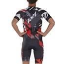 Zoot Team LTD Aero Short Sleeve Race Trisuit
