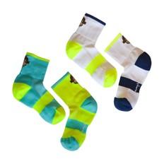 Mr Monkey Sox Run Socks