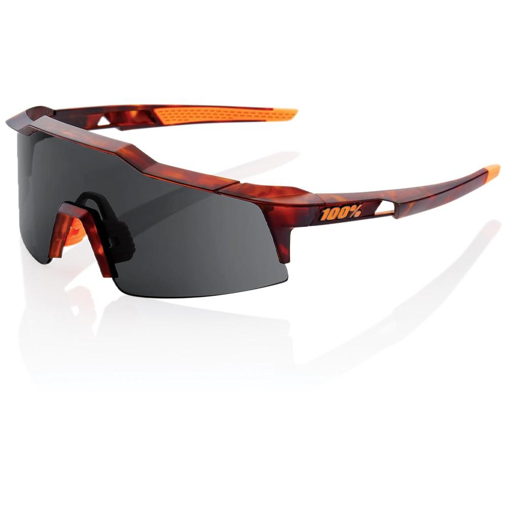 100% Speedcraft SL Sunglasses With Smoke Lens