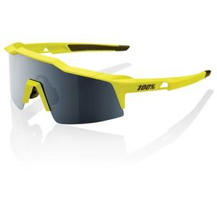 100% Speedcraft SL Sunglasses With Black Mirror Lens