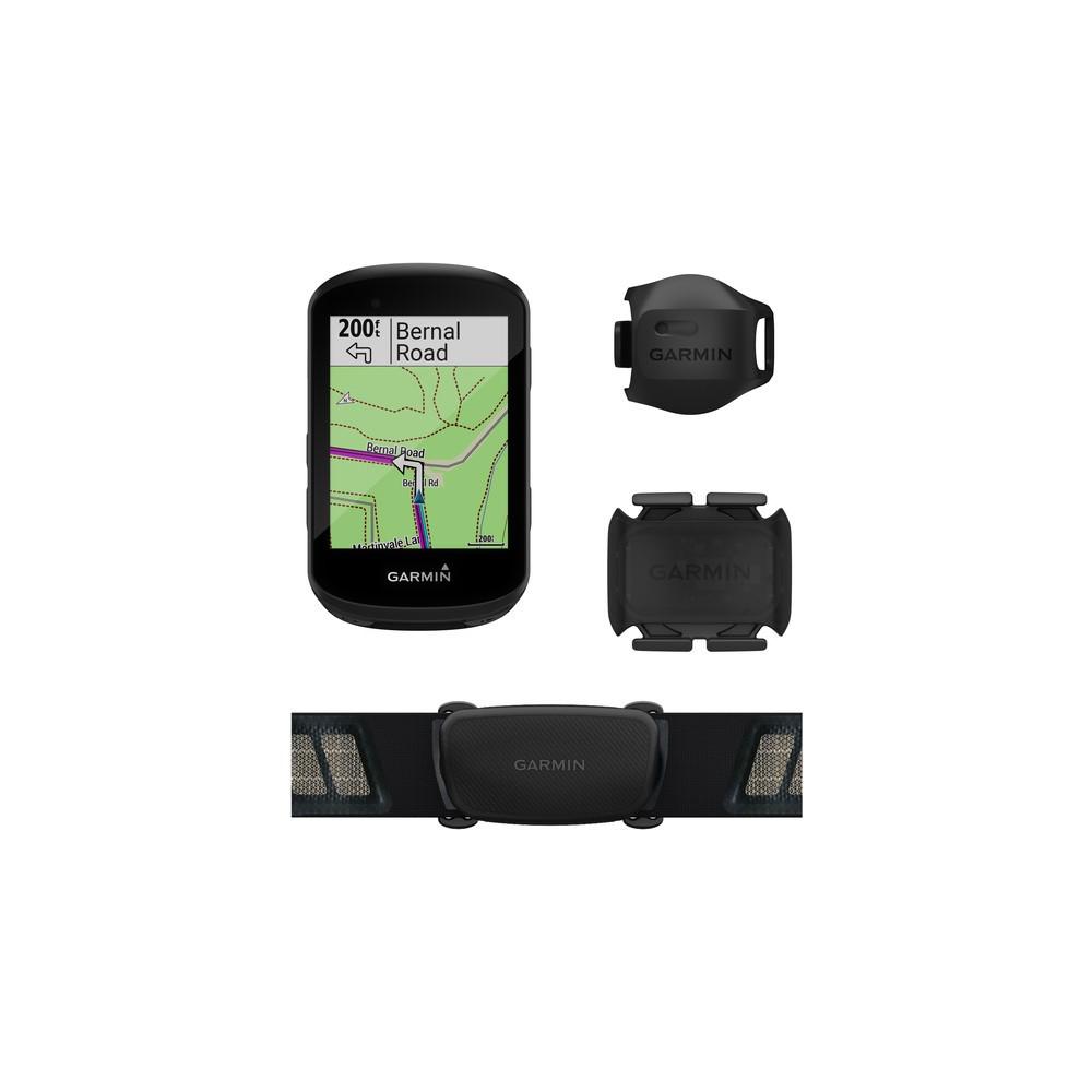 Garmin Edge 530 GPS Enabled Computer - Performance Bundle