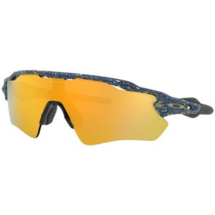 Oakley Radar EV Path Splatterfade Sunglasses With 24K Iridium Lens