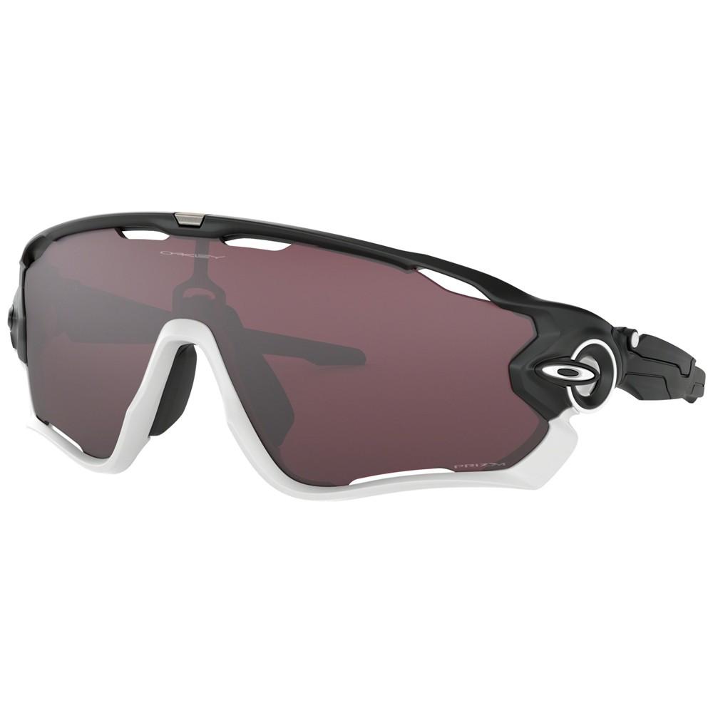 Oakley Jawbreaker Sunglasses With Prizm Road Black Lens