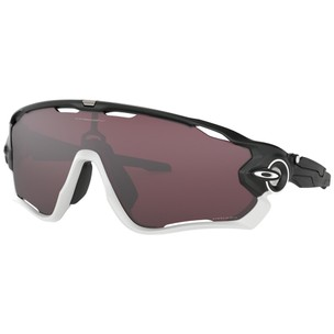 Oakley Jawbreaker Sunglasses With Prizm Road Black Lens