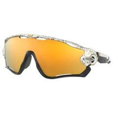 Oakley Jawbreaker Splatterfade Sunglasses with 24K Iridium Lens