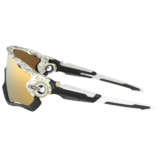 f0e253f84e Oakley Jawbreaker Splatterfade Sunglasses with 24K Iridium Lens ...