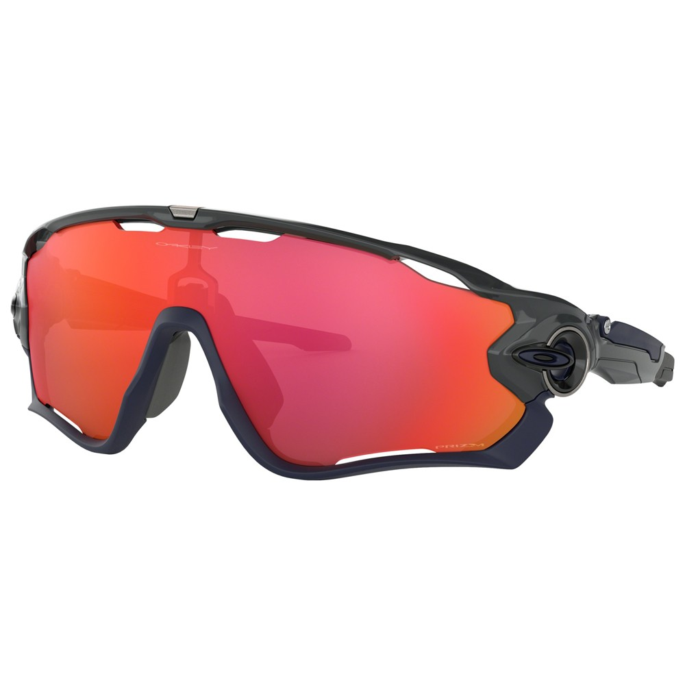 Oakley Jawbreaker Sunglasses With Prizm Trail Torch Lens