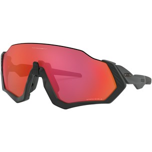 Oakley Flight Jacket Sunglasses With Prizm Trail Torch Lens
