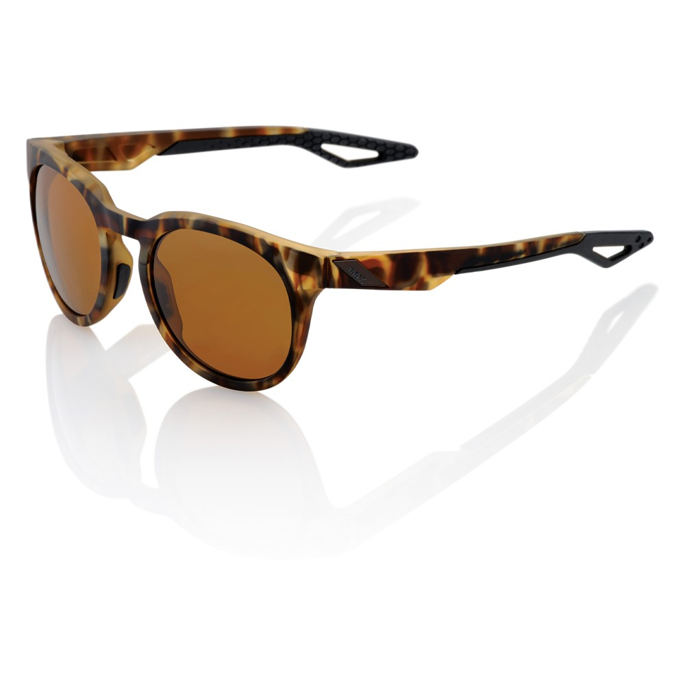100% Campo Sunglasses With Bronze Peak Polar Lens