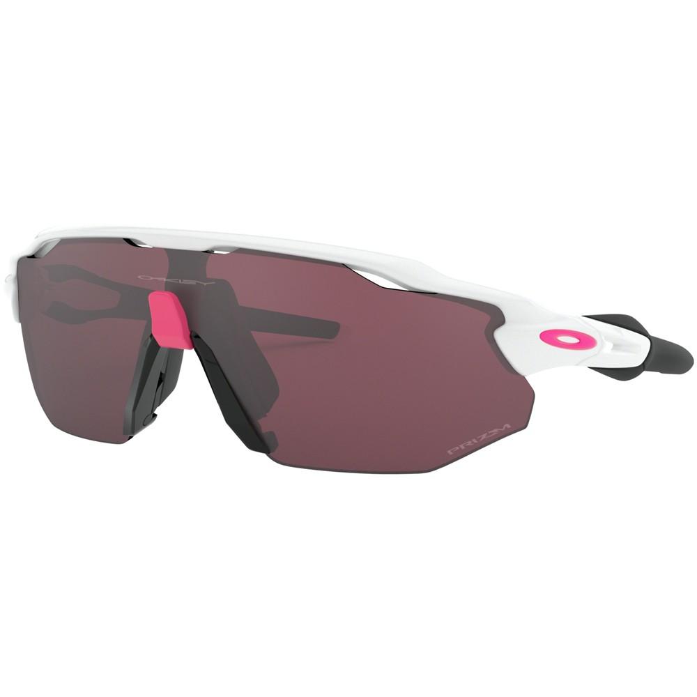 Oakley Radar EV Advancer Sunglasses With Prizm Road Black Lens