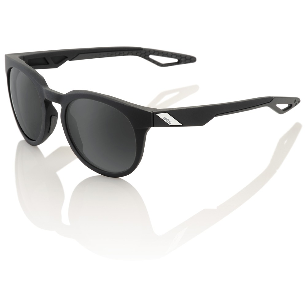 100% Campo Sunglasses With Grey Peak Polar Lens