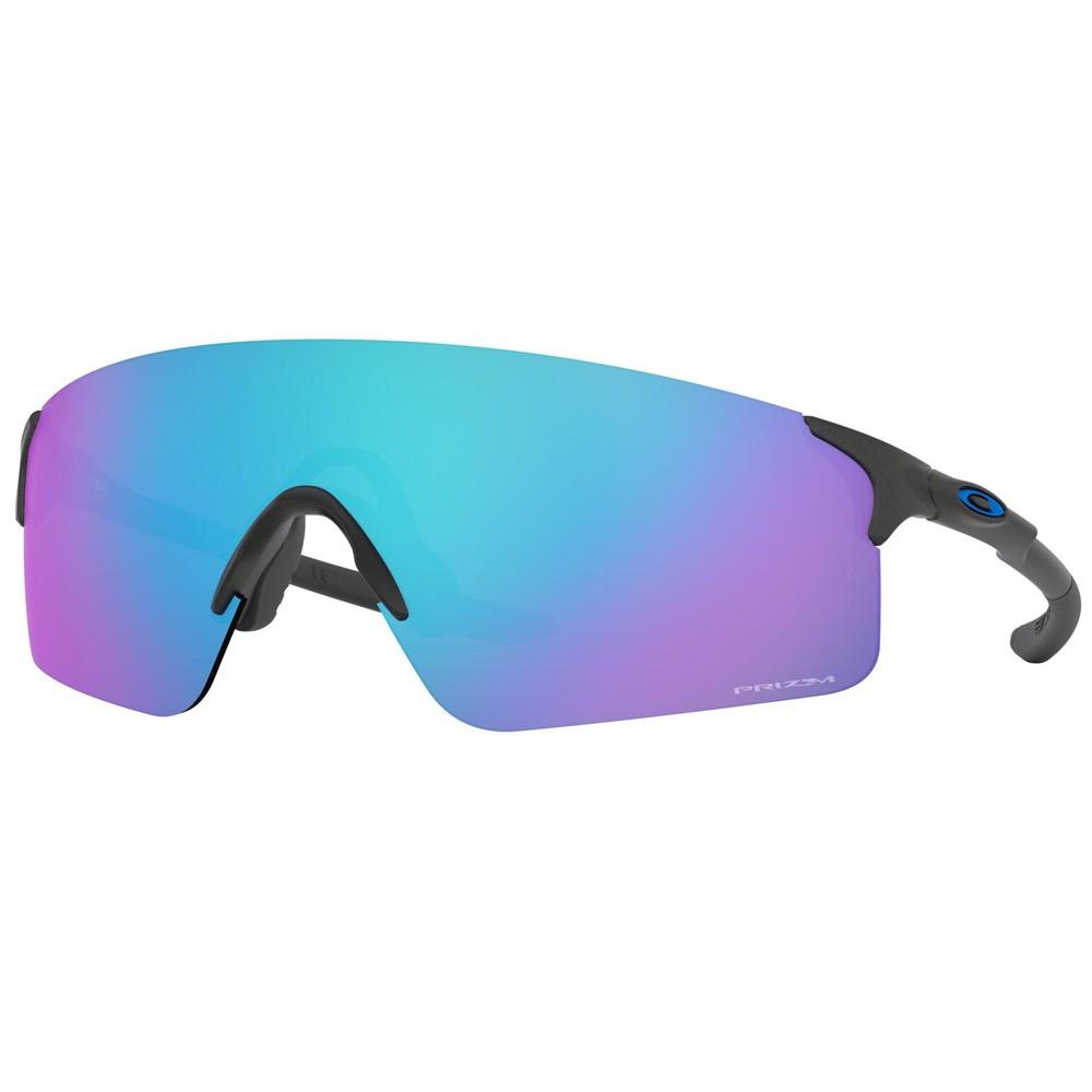 Oakley EVZero Blades Sunglasses With Prizm Sapphire Lens