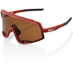 100% Glendale Sunglasses With Bronze Lens