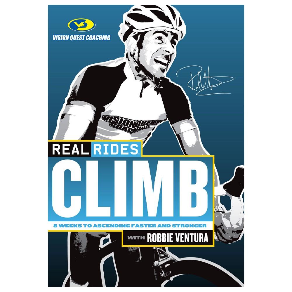 CycleOps RealRides Climb Indoor Trainer DVD