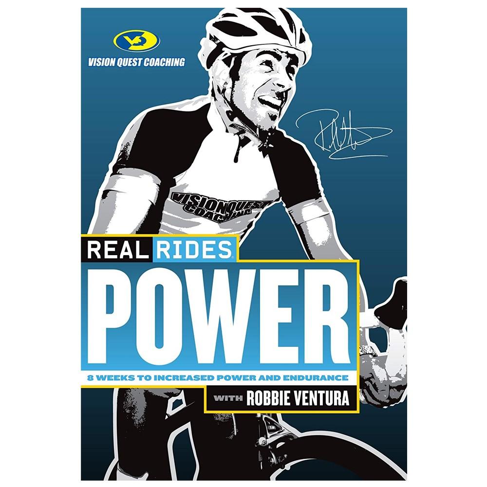 CycleOps RealRides Power Indoor Trainer DVD