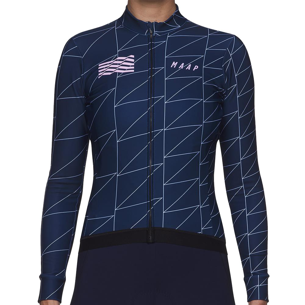 MAAP Ridge Pro Womens Long Sleeve Jersey