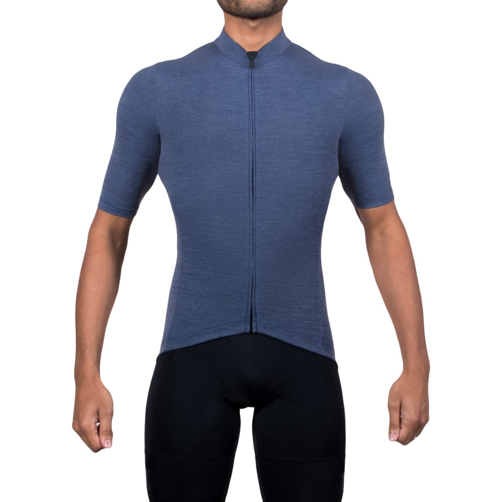 Black Sheep Cycling Euro Collection MERINO Short Sleeve Jersey