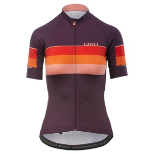Giro Dusty Purple Chrono Expert Womens Short Sleeve Jersey