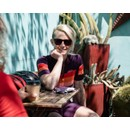 Giro Dusty Purple Chrono Expert Womens Short Sleeve Jersey