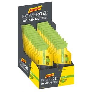PowerBar PowerGel Box Of 24 X 41g Energy Gels