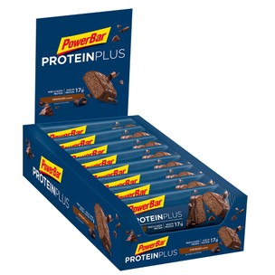PowerBar Protein Plus Bar Box Of 15 X 55g Bars