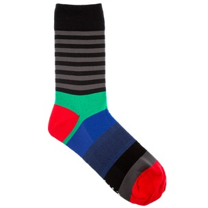 Paul Smith Stripe Long Cycling Socks