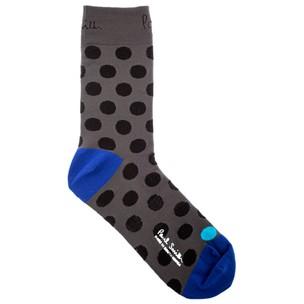 Paul Smith Polka Long Cycling Socks