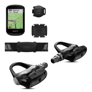 Garmin Edge 830 GPS Performance + Vector 3 Double Sided Power Meter Bundle