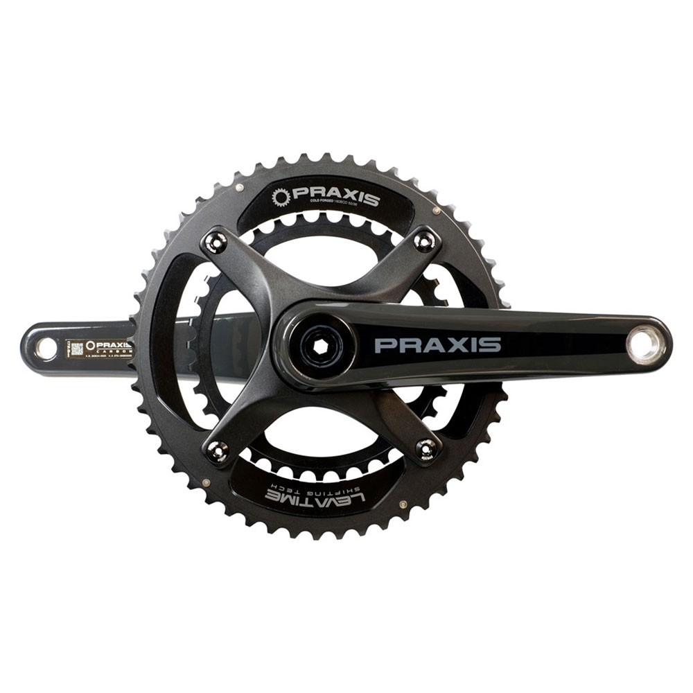 Praxis Works Zayante DM CarbonX 4iiii Precision Power Meter