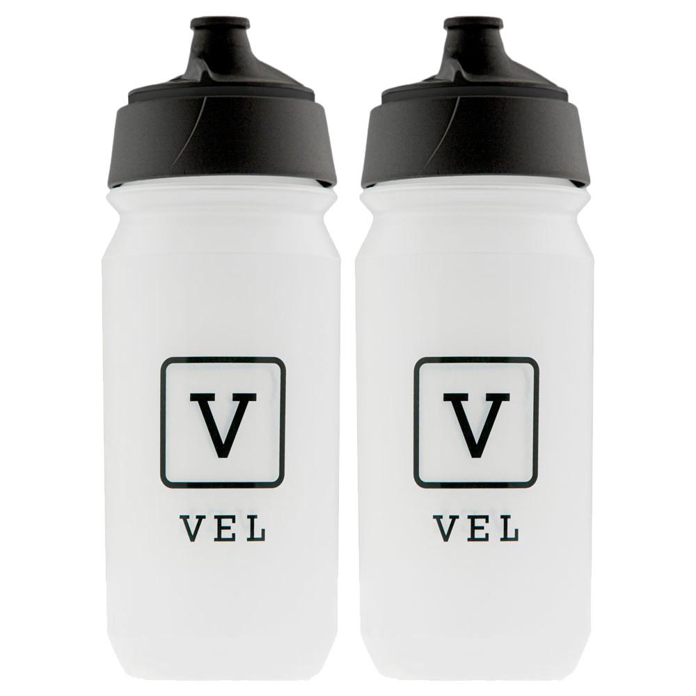 VEL Flow Bottle 500ml Twin Pack