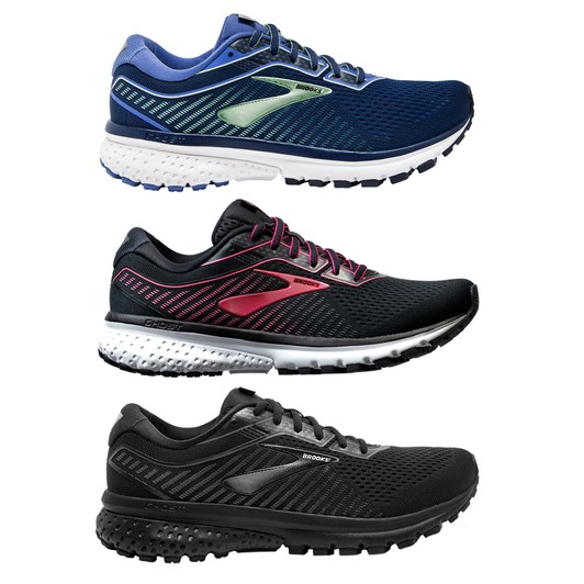 premium selection c80f7 7f048 Brooks Ghost 12 Womens Running Shoes