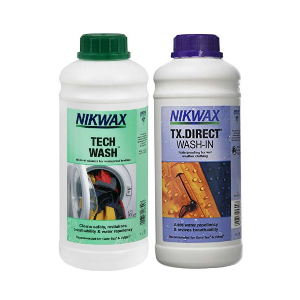 Nikwax Tech Wash/TX Direct Wash-In 1 Litre