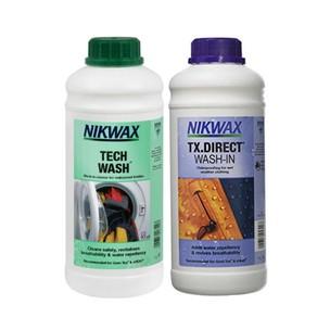 Nikwax Tech Wash/TX Direct Wash-In 1 Litre