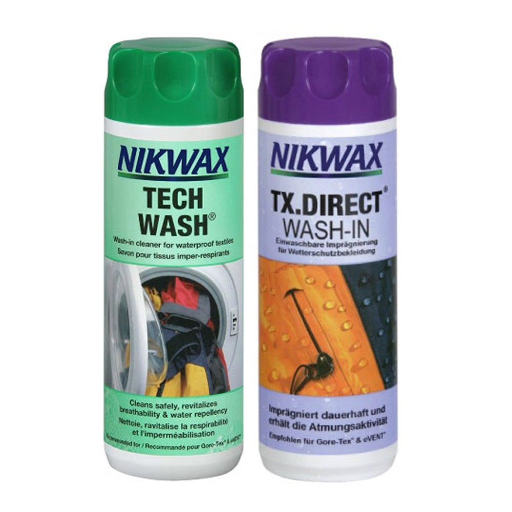 Nikwax Tech Wash/TX Direct Wash-In 300ml