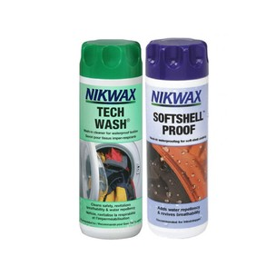 Nikwax Tech Wash/SoftShell Proof 300ml