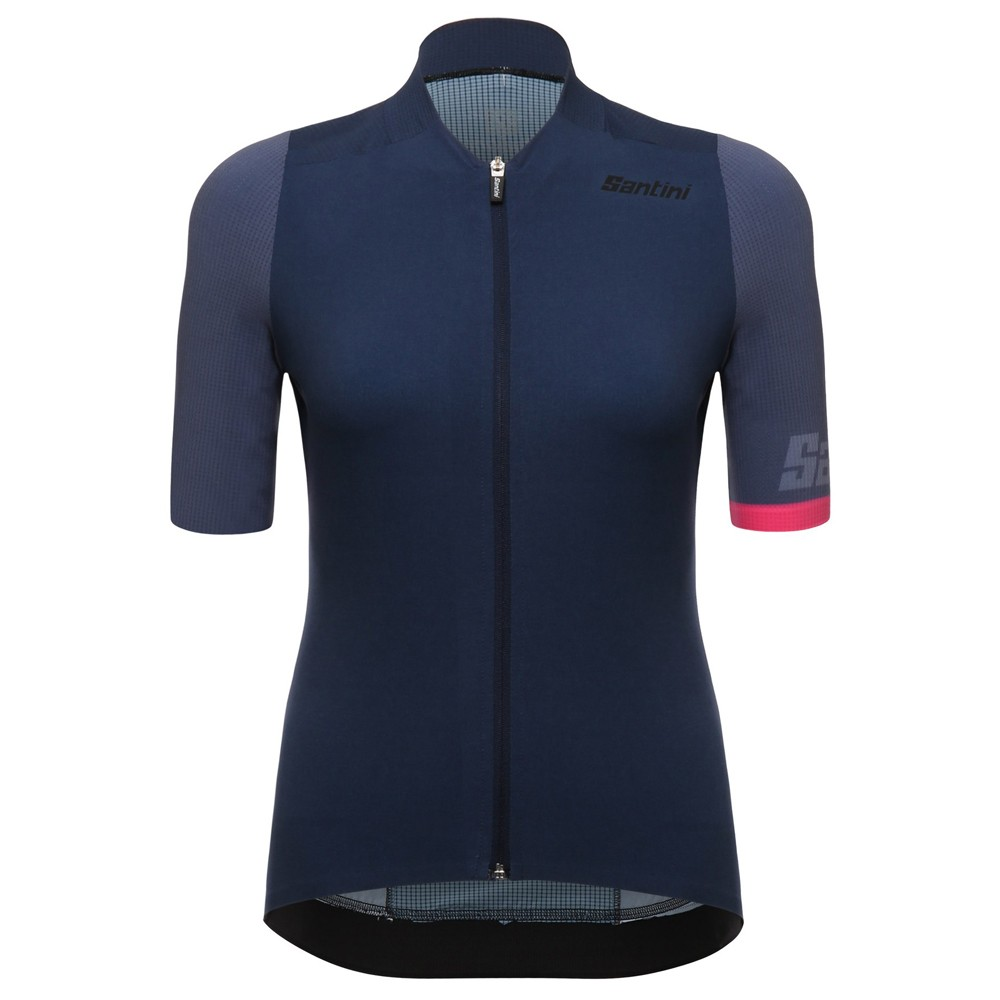 Santini Genio Womens Short Sleeve Jersey