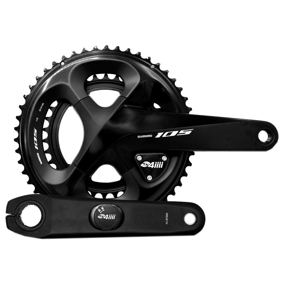 4iiii 105 R7000 Precision Pro Dual Sided Power Meter