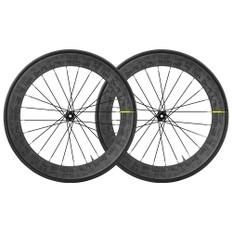 Mavic Comete Pro Carbon SL UST Clincher Disc Special Edition Wheelset