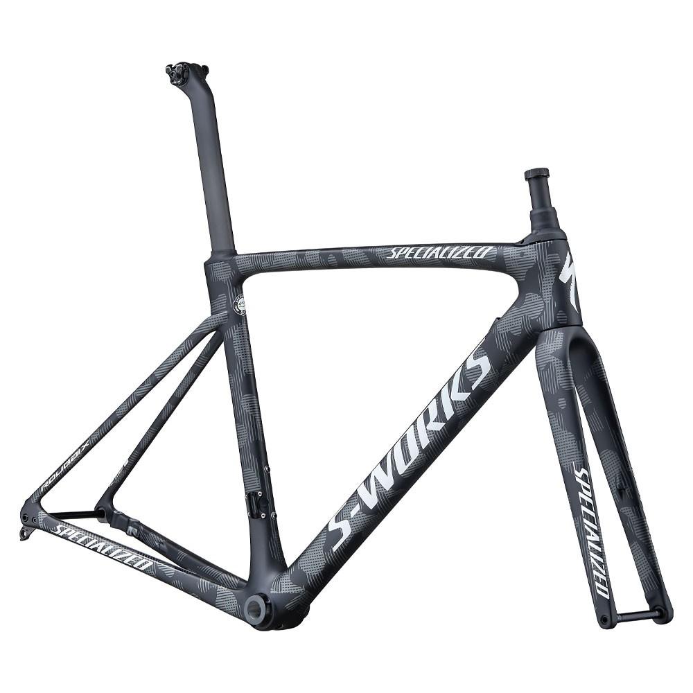 Specialized S-Works Roubaix Team Disc Frameset 2020