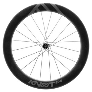 Cannondale KNOT 64 Carbon Clincher Disc Front Wheel