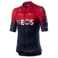 Castelli Team Ineos Squadra Short Sleeve Jersey