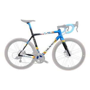 Colnago C64 Mapei Road Disc Frameset (High Geometry)